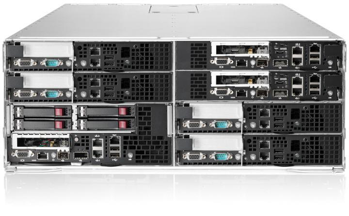 HP ProLiant SL6500 Scalable