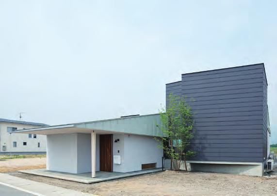 02 : Architectural Design アトリエ アースワーク Atelier Earth Work 399-8304 長野県安曇野市穂高柏原 715-2 715-2