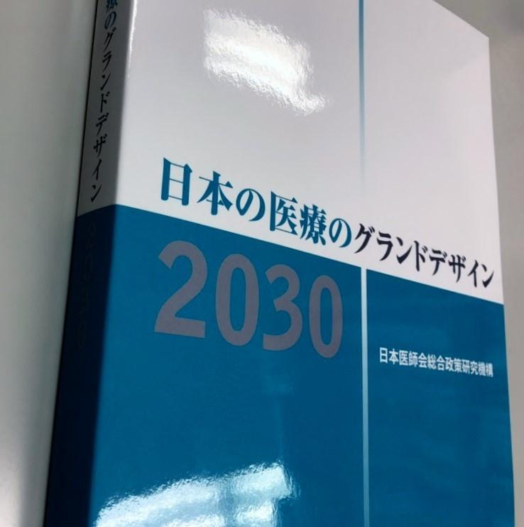 Grand Design 2030 Published April 1st 2019 Dr.
