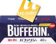 ucrの 例 ( 物 品 ) ucode 1 12 pieces of Bufferin