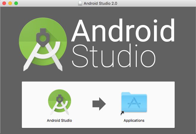 2.1 Android Studio 2.