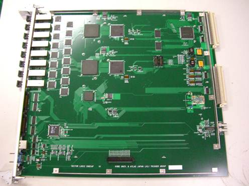 .. HSC HSC HpT SSW Crate HpT SSW VME 8 9U. HSC,. BW,, HSC (HpT SSW Controller board) VME. HSC G-Link USA CCI (Control Configuration Interface board). HpT HpT -. HpT ASIC,., 6 High-p T.