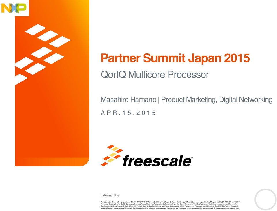 Hamano Product Marketing, Digital