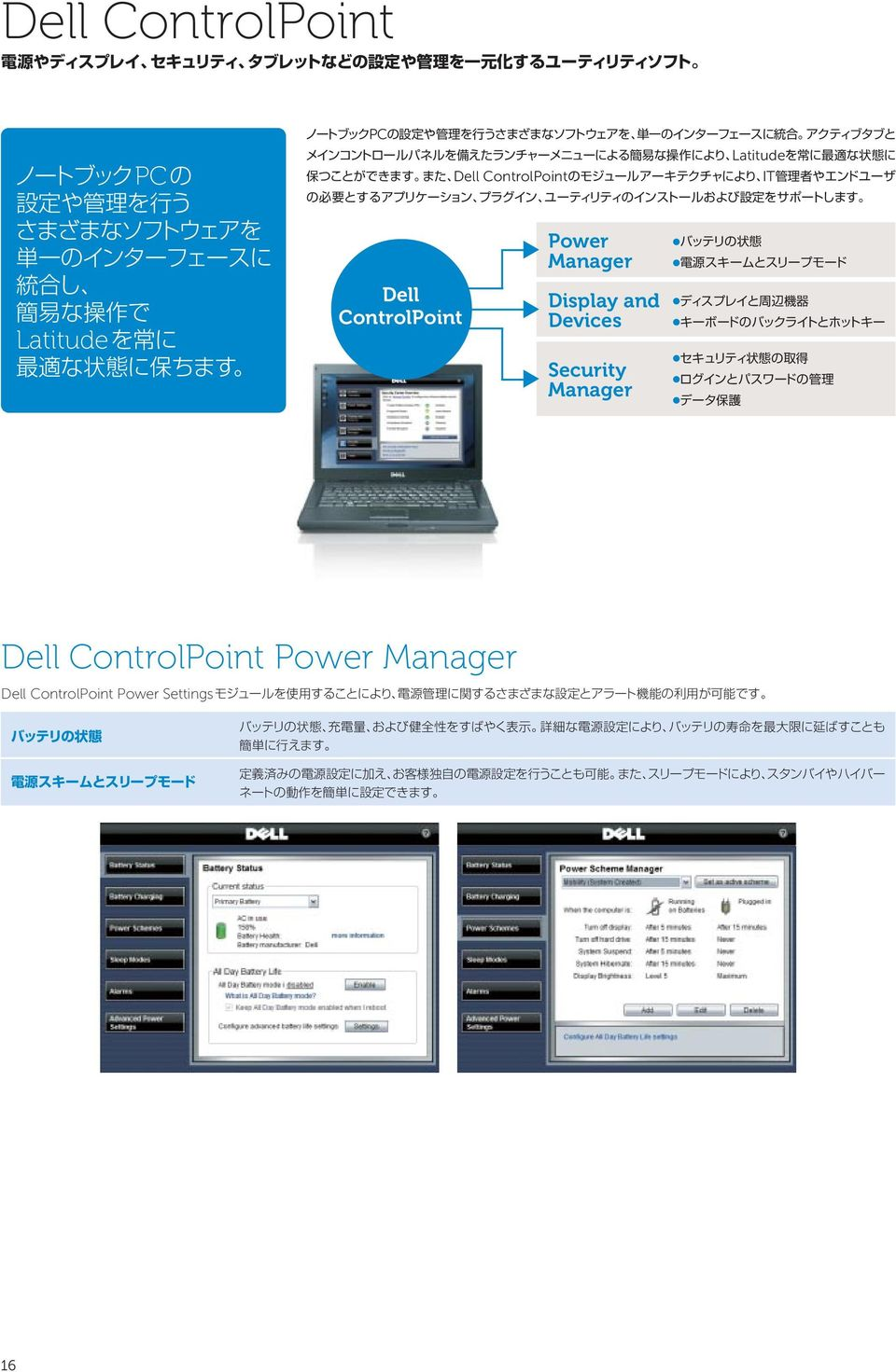 Display and Devices Security Manager Dell
