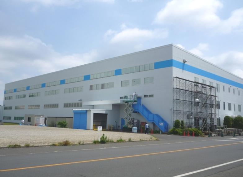 > Case 1 Auto parts factory (Saitama factory) Industry Before coating measured on 3 may After coating measured on 2 June 5/3 測定 6/2 測定 Before coating 45 C After coating 32 C Load on air conditioner