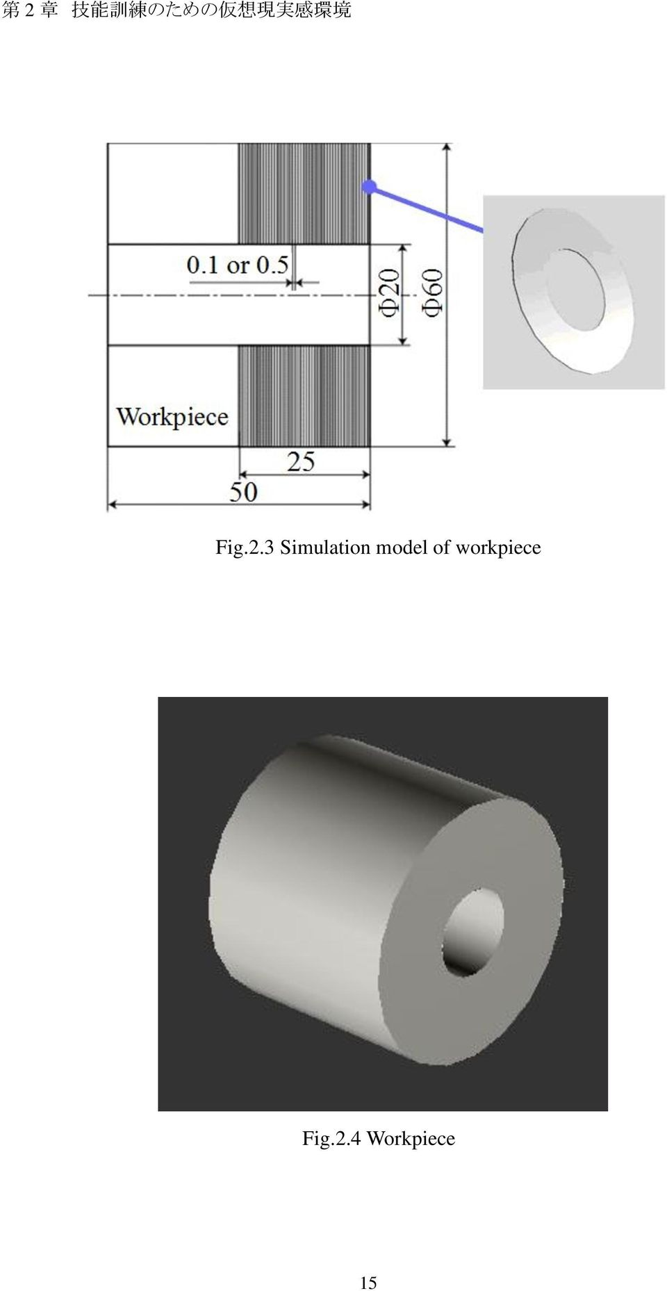3 Simulation model of