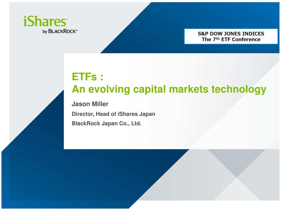 markets technology Jason Miller