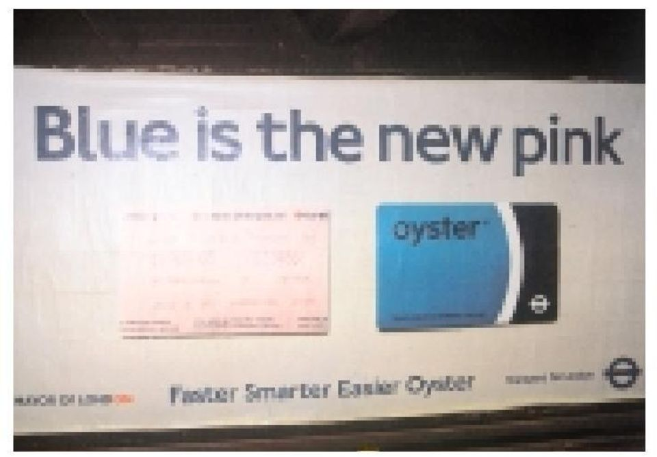 newblue Oyster card faster smarter easier