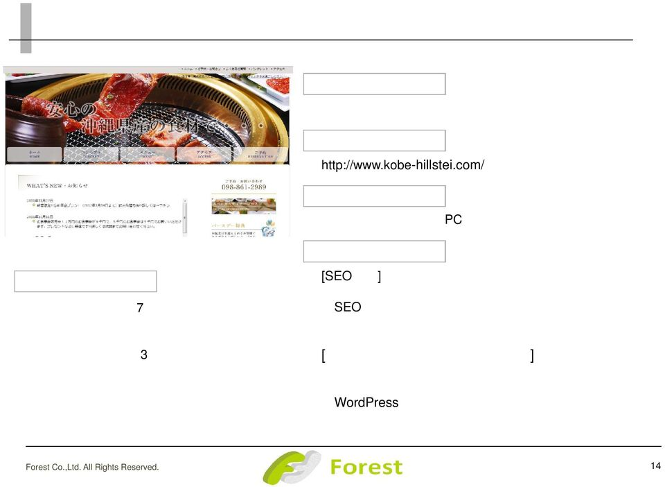 WordPress Forest 2012Co.,Ltd.