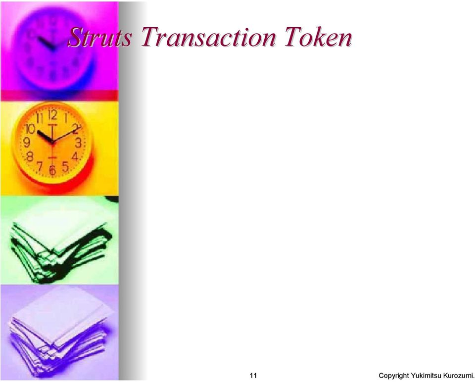 Transaction Token Transaction