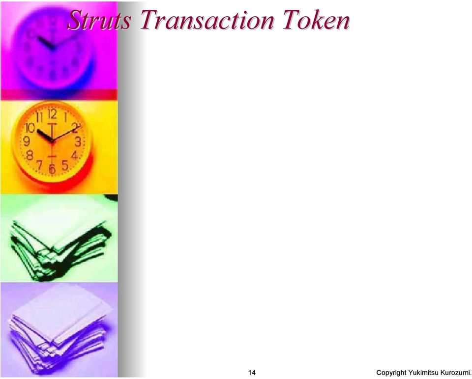 Transaction Token