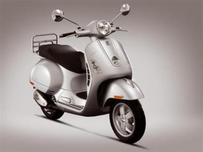 SPARE PARTS CATALOGUE Vespa GTS 0 00-00 (USA)