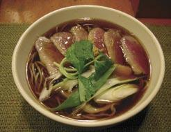 H o t Hot Homemade Soba & Udon 温かい蕎麦 うどん長野県安曇野産の更科粉を使用 We use Azumino