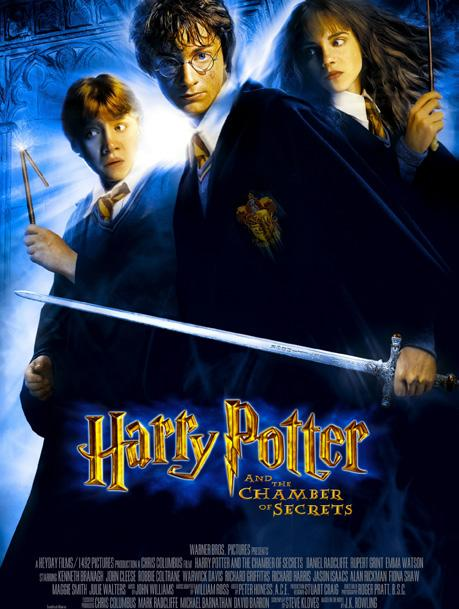 HARRY POTTER & THE SORCERER S STONE Genre: Family/Adventure Runtime: 152 minutes Director: Chris Columbus Cast: