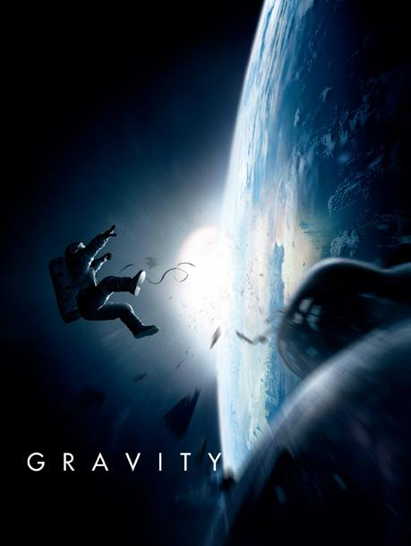 GRAVITY Genre: Drama/Thriller Runtime: 91 minutes Director: Alfonso Cuaron Cast: Sandra Bullock, George Clooney,
