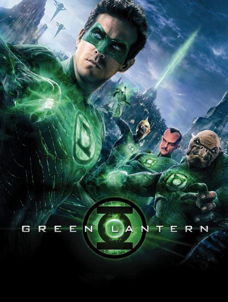 GREEN LANTERN Runtime: 114 minutes Director: Martin Campbell Cast: Ryan Reynolds, Blake Lively, Peter Sarsgaard