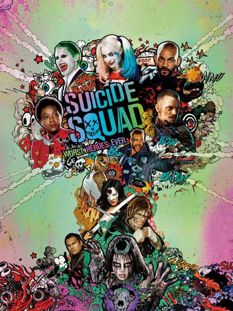 MOVIES HOLLYWOOD MOVIES SUICIDE SQUAD THE DEVIL WEARS PRADA Runtime: 121 minutes Director: