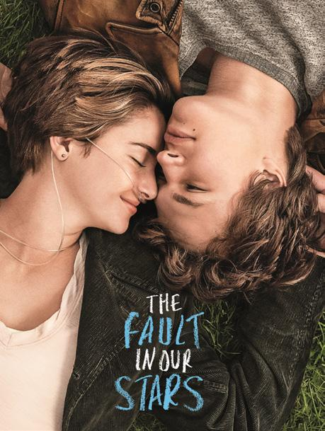 Director: Josh Boone Cast: Shailene Woodley, Ansel Maggie Smith Elgort, Nat Wolff A group of