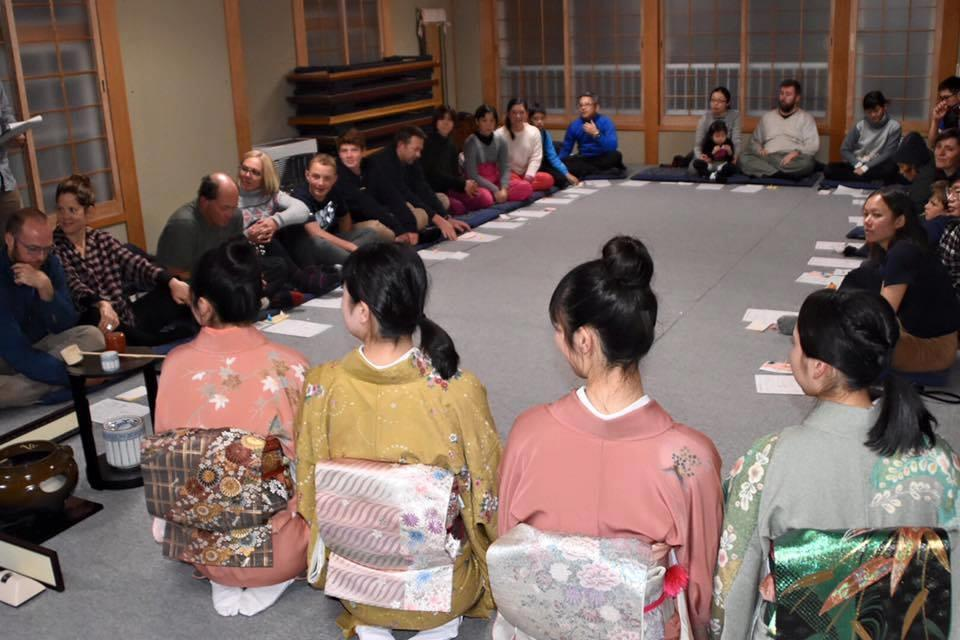 WINTER EVENT Tea Ceremony & Cultural Performance Japanese Tea Ceremony Booking can be made at the Furano Tourism Association.
