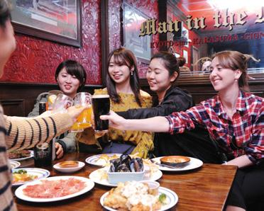 THE BEST RESTAURANTS You will regret not drinking BEER The number of places where visitors can enjoy a craft beer is growing in Kyoto.