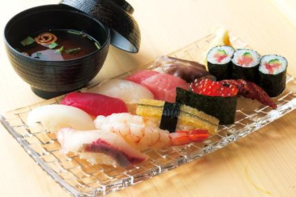 You will even get to sit back and watch as the chef shapes the sushi at this counter-only restaurant.