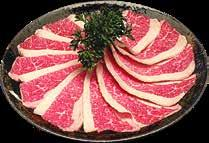 Wagyu Special Beef Rib Tasty meat of beef rib with moderate amount