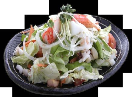 Daikon Salada 大根サラダ Giant White Radish Salad 31.