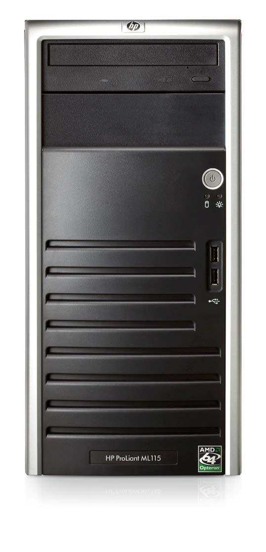 HP ProLiant ML115 2008 7