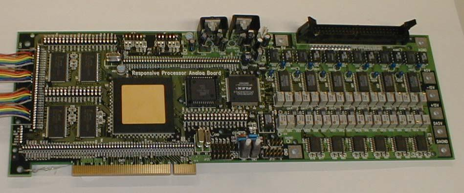 PCI Card with Analog Devices