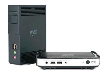 All in one Model AIO All In One ThinClient Wyse ThinOS Wyse