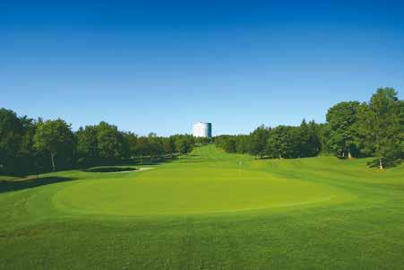 GOLF Consecutive Winner of Japan's Best Golf Course 2014, 2015 & 2016 by World Golf Awards and now