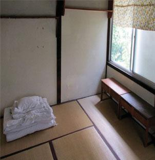 Appendix I: Morita Therapy 239 All the patients rooms in Sansei
