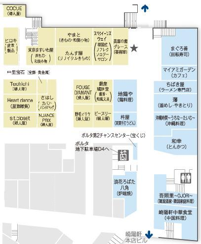 Experiment Layout End Evacuation route for major earthquake : Stairs G/H (Up only) Start PRN4 LAN1 PRN1 Yokohama PORTA Layout (Underground mall) PRN1 IMES Transmitter LAN3 PRN3Start PRN2 LAN2 LAN1 S