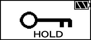 15 HOLD HOLD