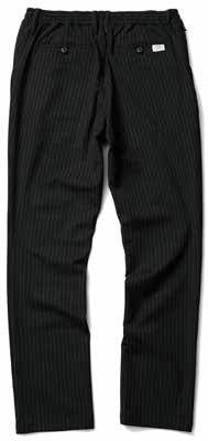 0 NEI PANT/outlast C1F5-PT03 COOR : BACK / TRIPE IZE : / / /