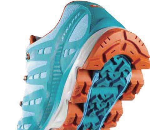 57530ae4833a 27 TRAIL WALKING SYNAPSE DYNAMIC CUSHIONING MULTIDIRECTIONAL GRIP NATURAL  MOTION 25