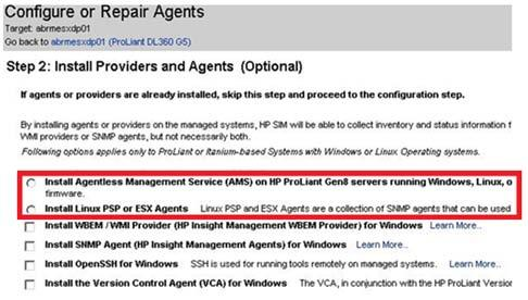 HP Systems Insight Manager 7 0 と HP Agentless Management の概要 - PDF